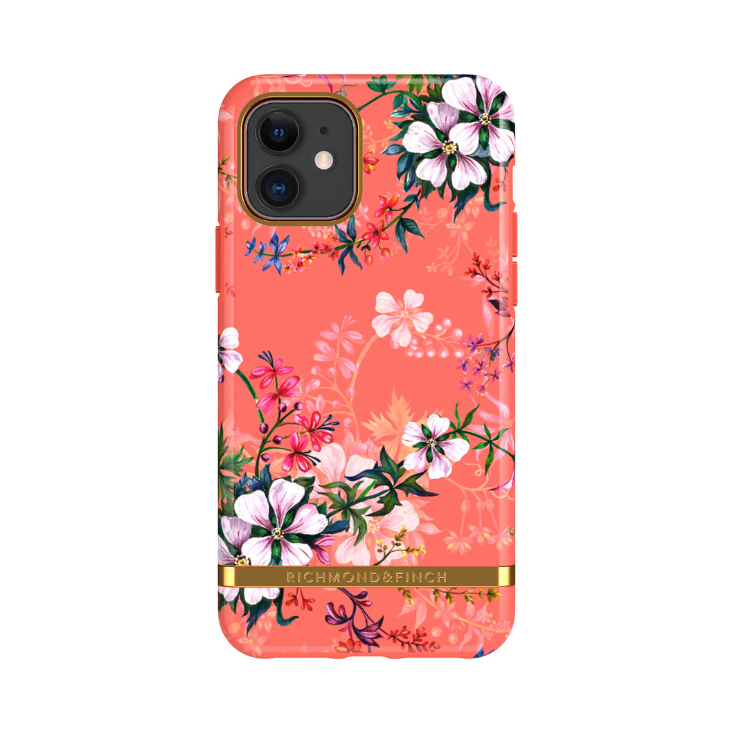Richmond and Finch Coral Dreams iPhone 11 Case