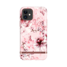 Richmond and Finch Pink Marble Floral iPhone 11 Case