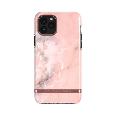 Richmond and Finch Pink Marble iPhone 11 Pro Case