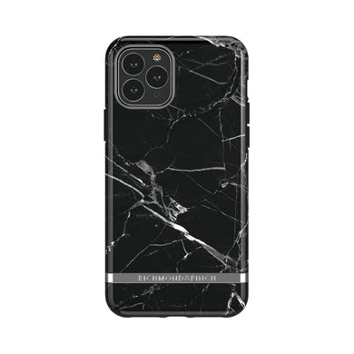 Richmond and Finch Black Marble iPhone 11 Pro Case
