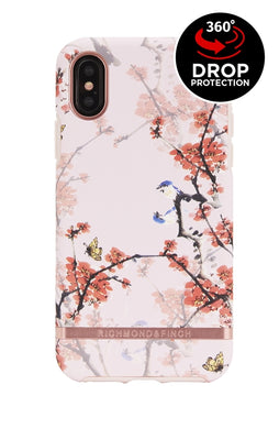 Richmond and Finch Cherry Blush iPhone X | Xs Case