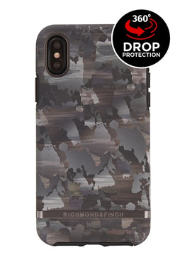 Richmond and Finch Camo iPhone X | Xs Case