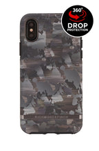 Richmond and Finch Camo iPhone Xr Case