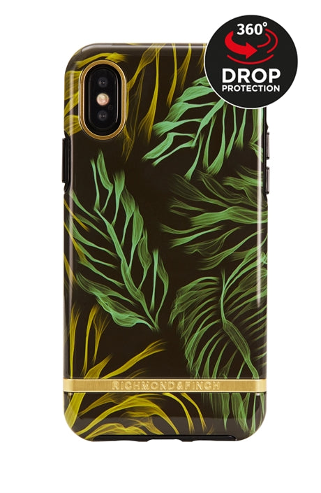 Richmond and Finch Tropical Storm iPhone Xs Max Case