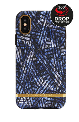 Richmond and Finch Blue Denim iPhone X | Xs Case