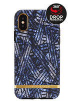 Richmond and Finch Blue Denim iPhone Xr Case