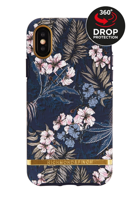 Richmond and Finch Floral Jungle iPhone Xs Max Case