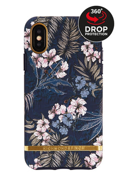 Richmond and Finch Floral Jungle iPhone Xr Case