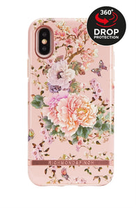 Richmond and Finch Peonies and Butterflies iPhone Xs Max Case