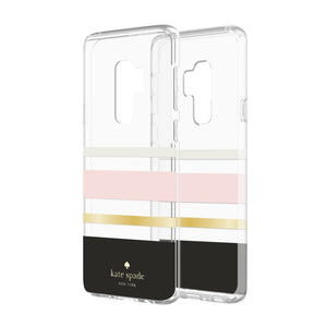 best sneakers 1865a 9bb85 Samsung S9 Kate Spade Protective Half Shell