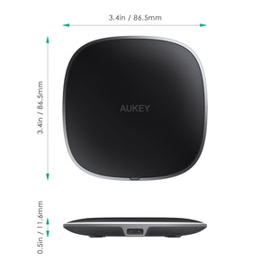 Aukey LC-Q6 10W Fast Wireless Charger