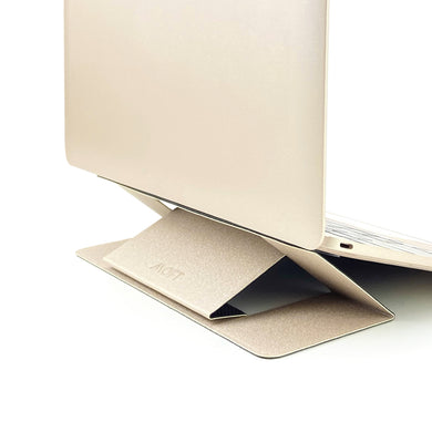 MOFT Laptop Stand Gen 2 with Heat Ventilation - Gold