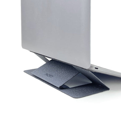 MOFT Laptop Stand Gen 2 with Heat Ventilation - Grey