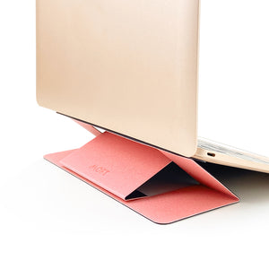 MOFT Laptop Stand Gen 2 with Heat Ventilation - Pink