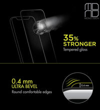 MONO Duraglas HD Clear Full Coverage for iPhone 12/12 Pro