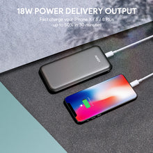 Aukey PB-Y13 10,000mAh 18W USB-C Power Delivery & Quick Charge 3.0 Powerbank