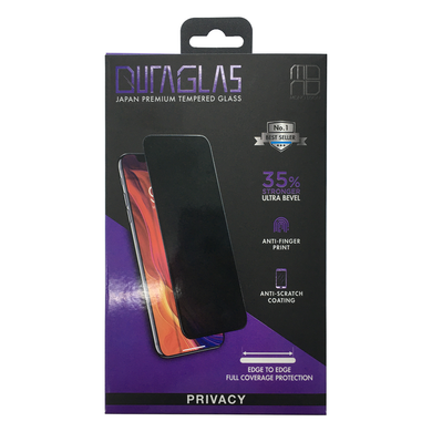 MONO Duraglas Privacy Full Coverage iPhone Xr | 11