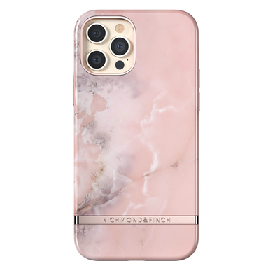 Richmond & Finch for iPhone 12 Pro Max Pink Marble