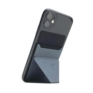 MOFT X Phone Stand with Cardholder - Gery