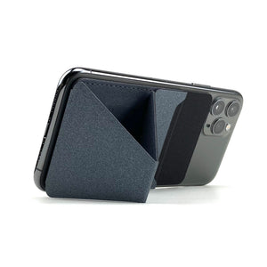 MOFT X Phone Stand with Cardholder - Grey