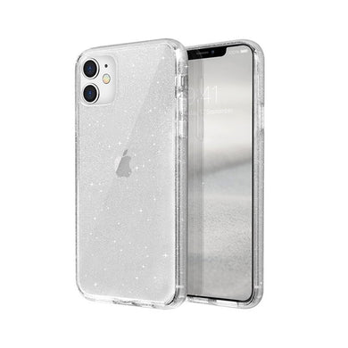 UNIQ Hybrid LifePro Tinsel Lucent (Clear) iPhone 11 Case