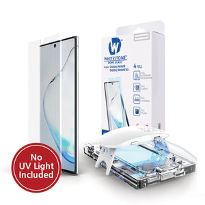 Whitestone Dome Glass Galaxy Note 10 (Without UV Light)