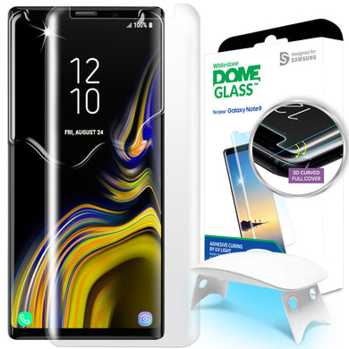 Whitestone Dome Samsung Galaxy Note 9 (Without UV Light)