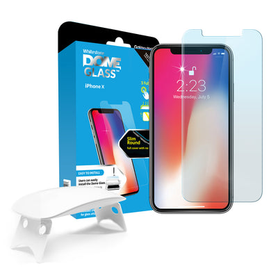 Whitestone Dome iPhone X | Xs (Without UV Light)