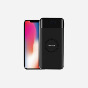 Momax iPower AIR Wireless Charging with External Battery Pack 10,000mAh
