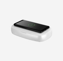 Momax Q.UV Box Wireless Charging + UV Sanitising Box