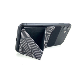 MOFT X Phone Stand with Cardholder - Geometry