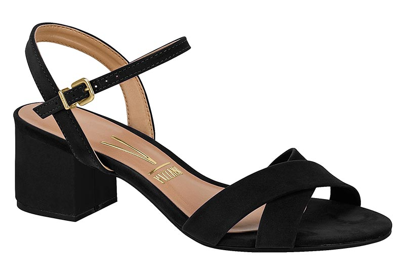 Milla Black Sandal - analisee