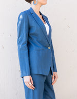 Cotton Linen Jacket - ami boutique