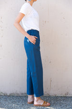 Cotton Linen Pants - a m i