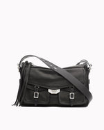 Field Messenger - Blk
