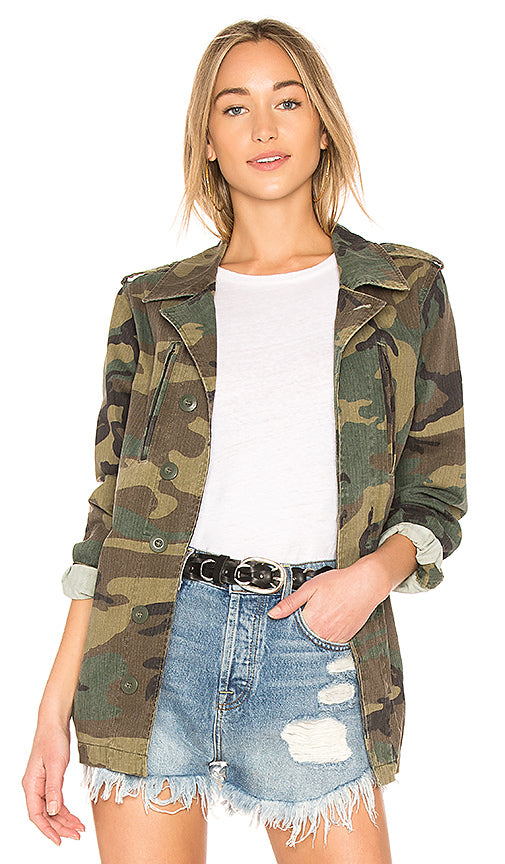 French Field Coat