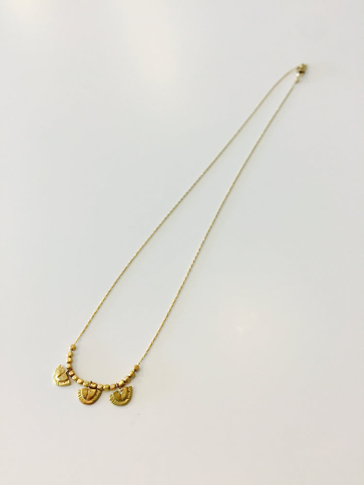 Lydia Necklace - Gold