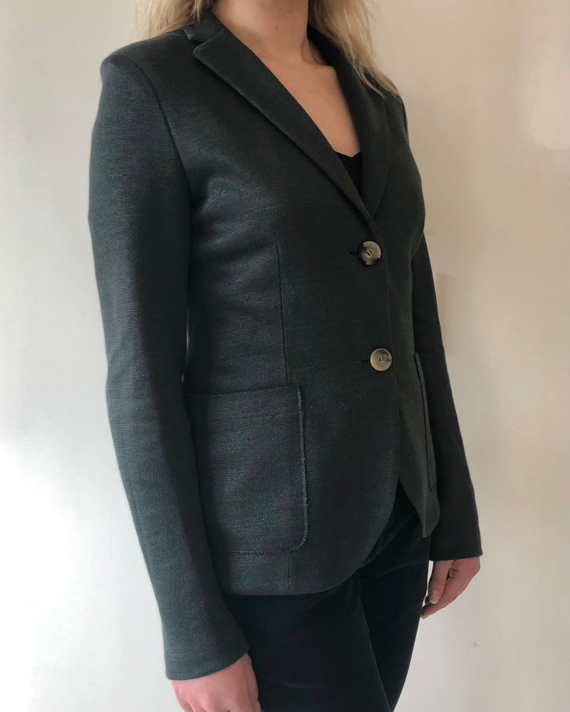Blazer - Dark Grey - ami boutique