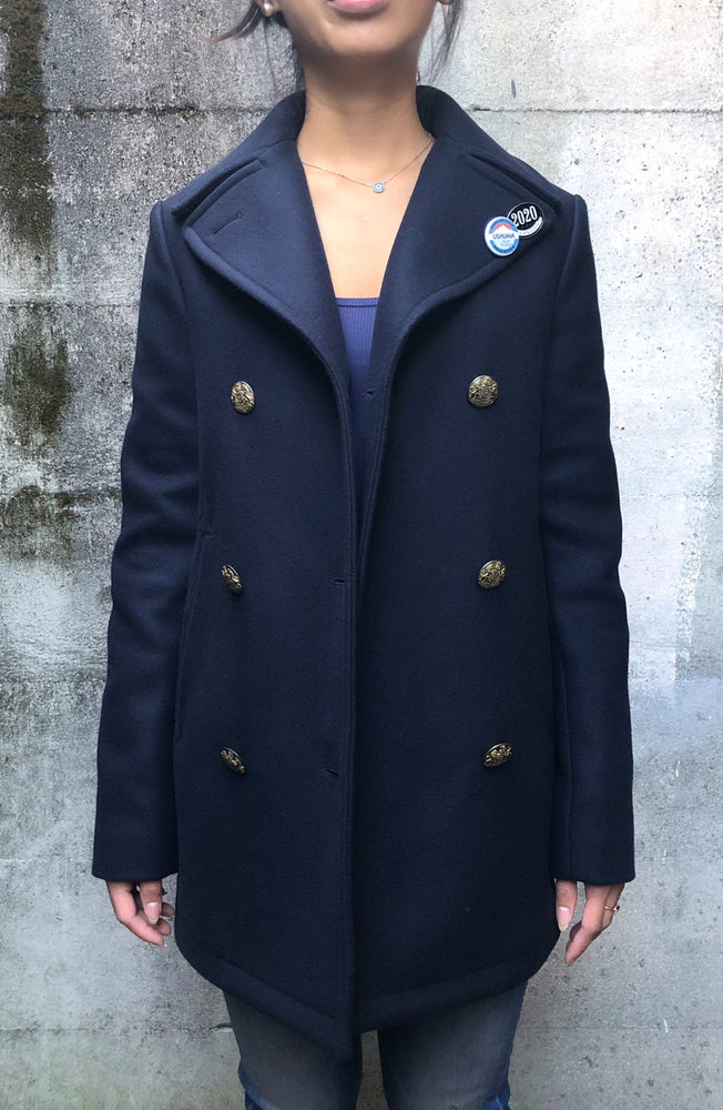 Alida Peacoat - ami boutique