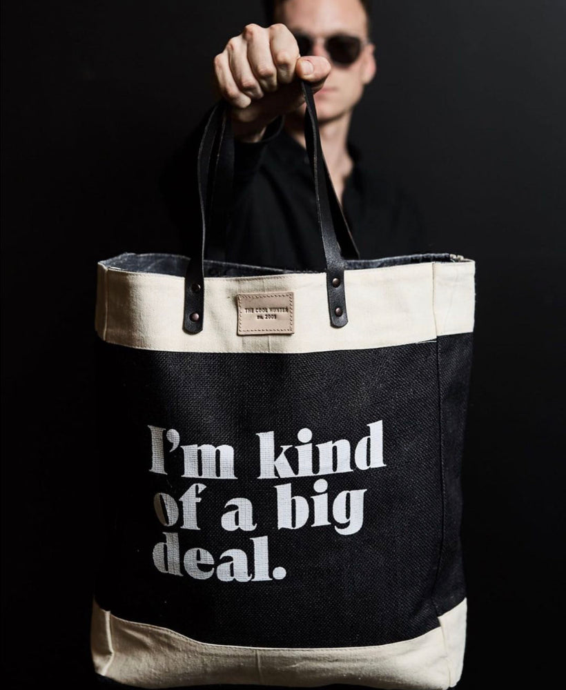 Market Bag - Big Deal