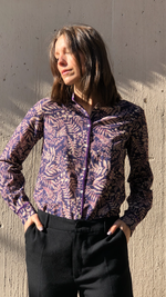 Liberty Print Voile Shirt