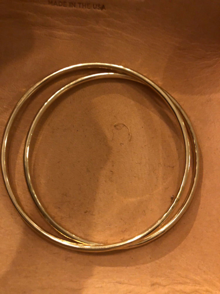 Radiance Bangle - Gold