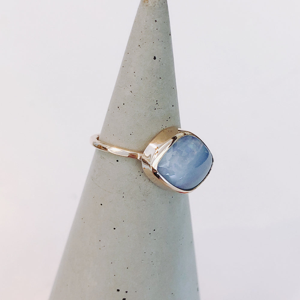 Freeform Opal Ring - ami boutique
