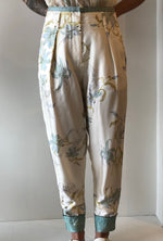 Gelsomina Silk Pants
