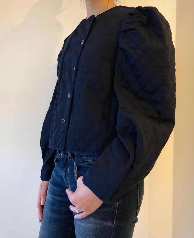Arlo Jacket - Midnight - ami boutique