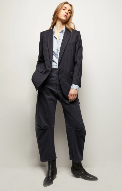 Carpenter Pant - Navy