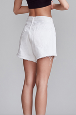 Crossover Short - White - ami boutique