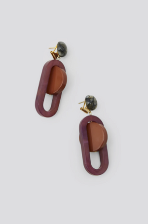 Lohr Earrings - ami boutique