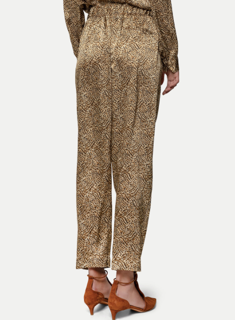 Eagle Satin Pants - ami boutique