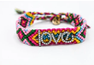 Friendship Bracelet - LOVE - ami boutique
